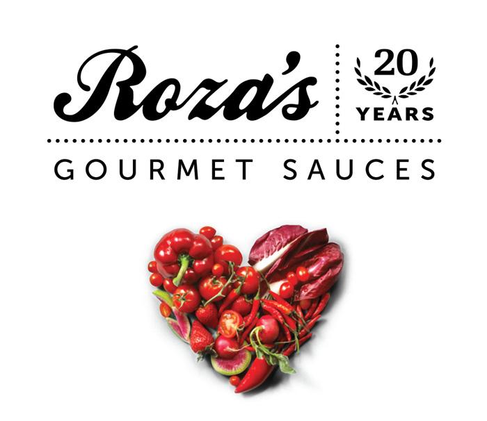 Roza's Gourmet Sauces
