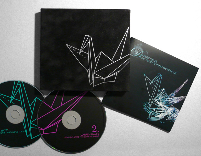 Deluxe CD – This Delicate Thing We've Made